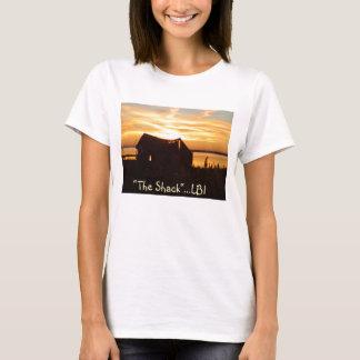 Camiseta Salvar a barraca!  T-shirt das senhoras