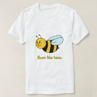 "Camiseta ""Salvar as abelhas"" (homens/unisex)"