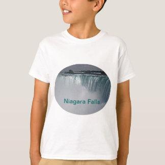Camiseta Salvar as cachoeiras, conserve a água