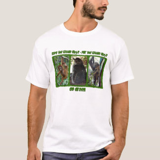 Camiseta Salvar as caras pequenas para as caras pequenas
