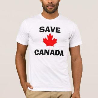 CAMISETA SALVAR CANADÁ