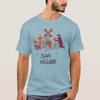 Camiseta Salvar Holland