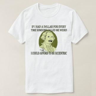 Camiseta SALVAR ME DE SER |#jWe| ESTRANHO se eu tive um