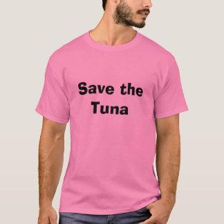Camiseta Salvar o atum
