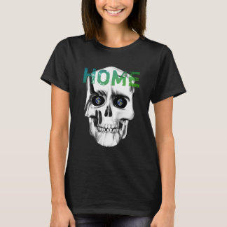 Camiseta Salvar o crânio da terra