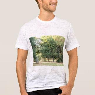 Camiseta Salvar o parque de Thousand Oaks--esverdeie