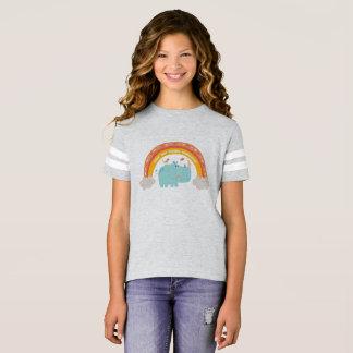 Camiseta Salvar o t-shirt carnudo das meninas dos