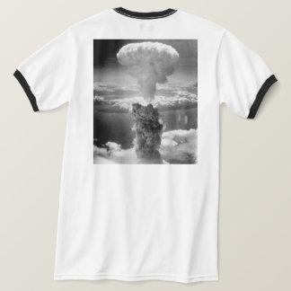 Camiseta Salvar o t-shirt das armas nucleares dos seres