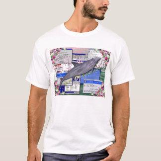 Camiseta Salvar os golfinhos!