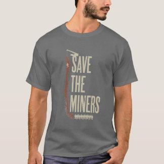 Camiseta Salvar os mineiros chilenos
