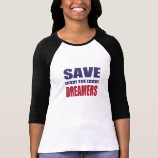 Camiseta Salvar os sonhadores