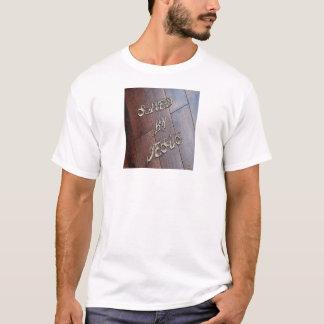 Camiseta Salvar por Jesus 4