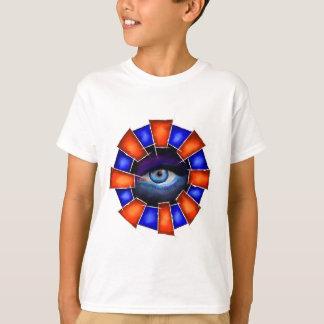 Camiseta Salvenitus - olho de observação