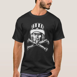 Camiseta Sam & t-shirt dos Crossbones