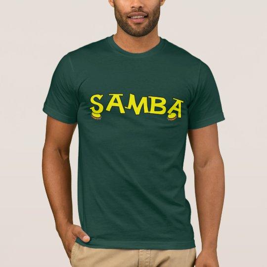 CAMISETA SAMBA