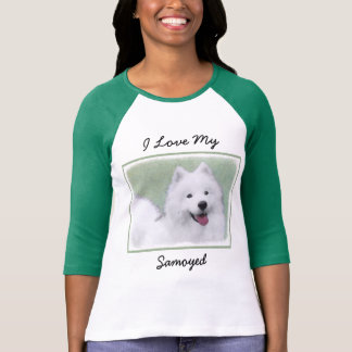 Camiseta Samoyed 2