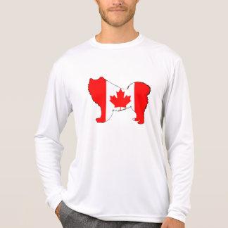 Camiseta Samoyed Canadá