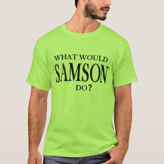 Camiseta Samson