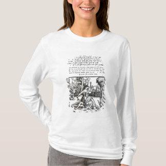 Camiseta Samson e Delilah