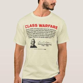 Camiseta Samuel Adams, guerreiro da classe