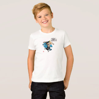 Camiseta Samurai contra Ninja: O Buta poderoso Sama