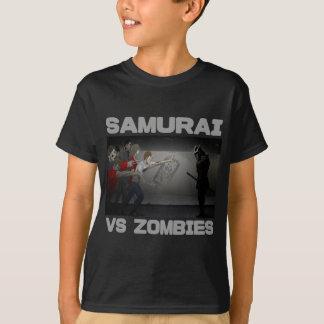Camiseta Samurai contra zombis