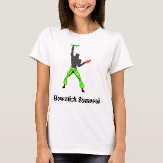 Camiseta Samurai de Glowstick