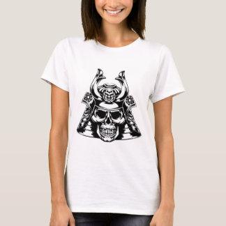 Camiseta Samurai do crânio