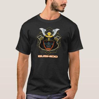 Camiseta samurai do demónio