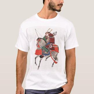 Camiseta Samurai montado