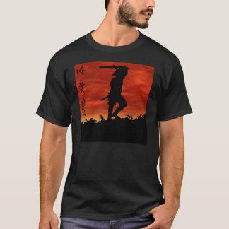 Camiseta Samurai no monte