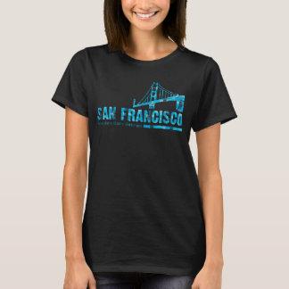 Camiseta San Francisco golden gate bridge Califórnia