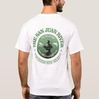 Camiseta San Juan River (pesca com mosca)