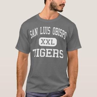 Camiseta San Luis Obispo - tigres - alto - San Luis Obispo