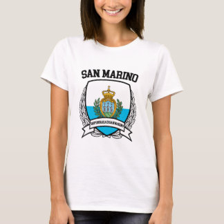 Camiseta San Marino
