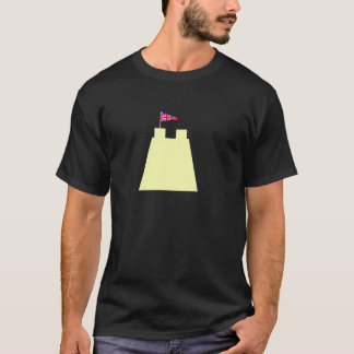 Camiseta Sandcastle