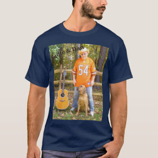 Camiseta sandie & dan