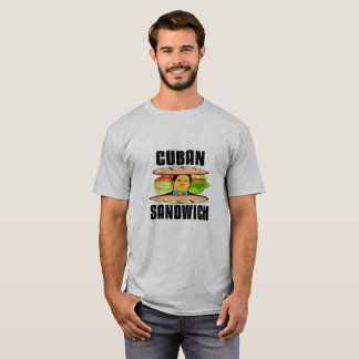 Camiseta Sanduíche cubano