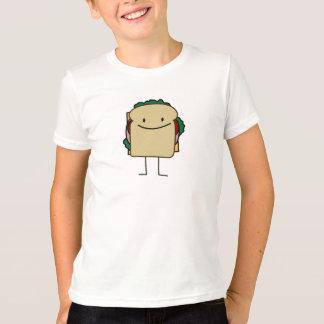 Camiseta Sanduíche feliz
