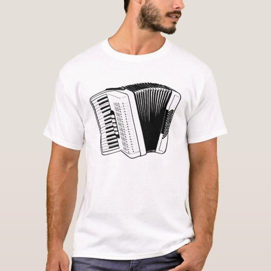 Camiseta Sanfona