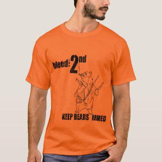 Camiseta SANGRE o ò