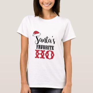Camiseta santas-favorite-ho-01