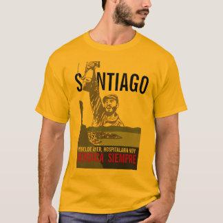 CAMISETA SANTIAGO CUBA