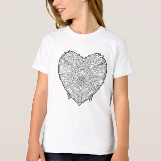 Camiseta santo do amor