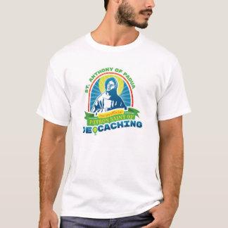 Camiseta Santo padroeiro não oficial de St Anthony de