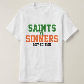 Camiseta Santos contra os pecadores - 2017