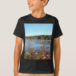 Camiseta Santuário de pássaro do lago sams