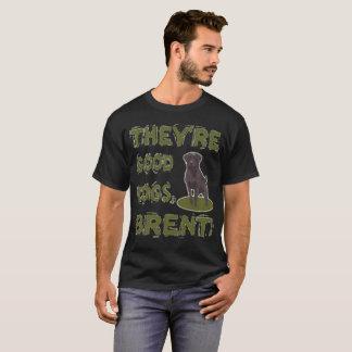 Camiseta São bons cães Brent