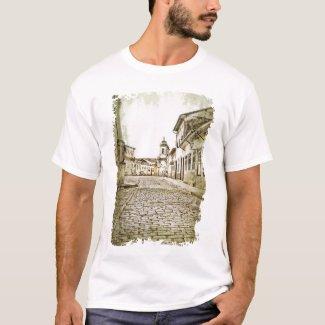 Camiseta Sao Joao del Rei - vintage
