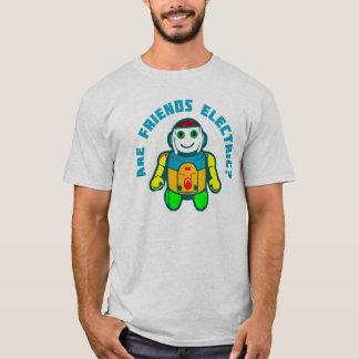 Camiseta são os amigos elétricos?
